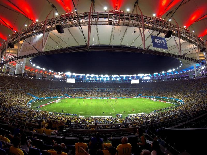 Das Maracanã-Stadion soll umbenannt werden