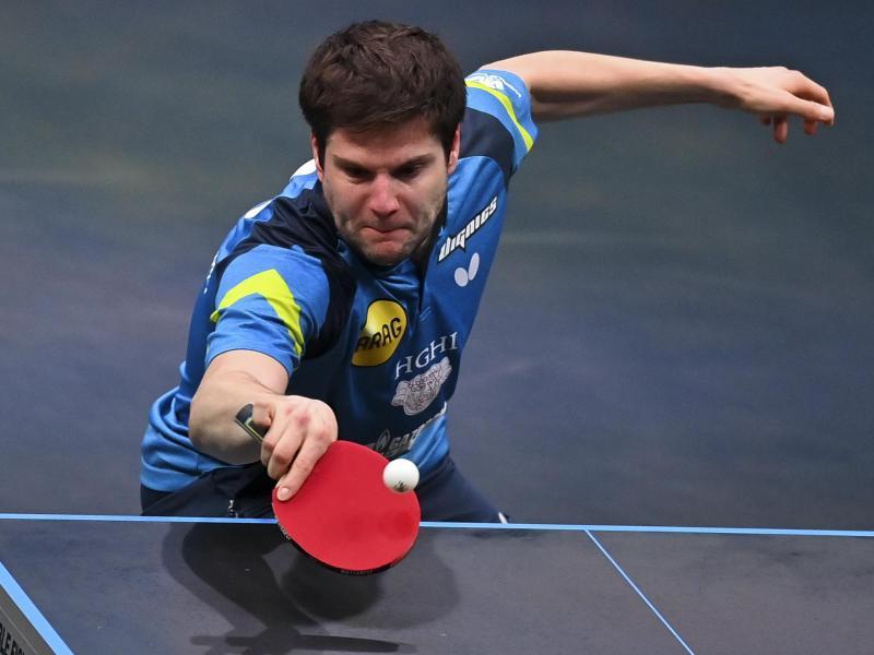 Wandelte einen 0:2-Satzrückstand in Katar noch in einen Sieg um:Dimitrij Ovtcharov
