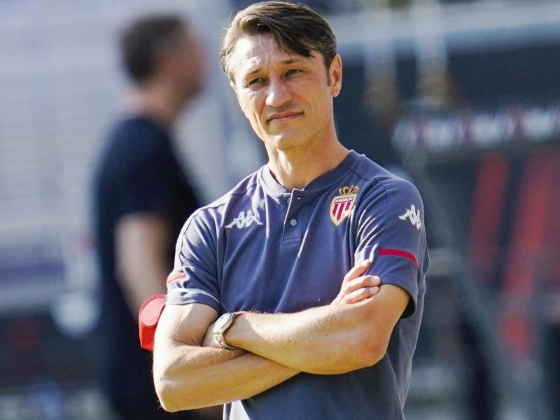 Niko Kovac coacht die AS Monaco