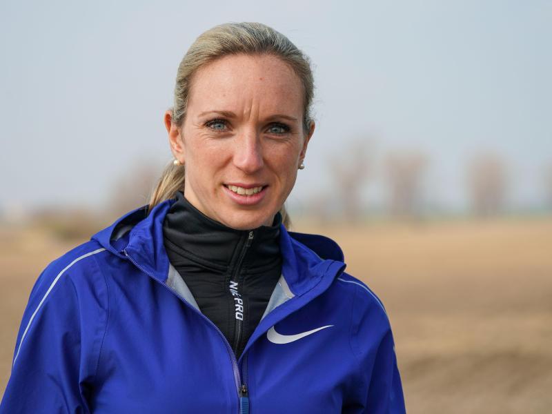 Hürden-Ass Cindy Roleder hat das Training wieder aufgenommen