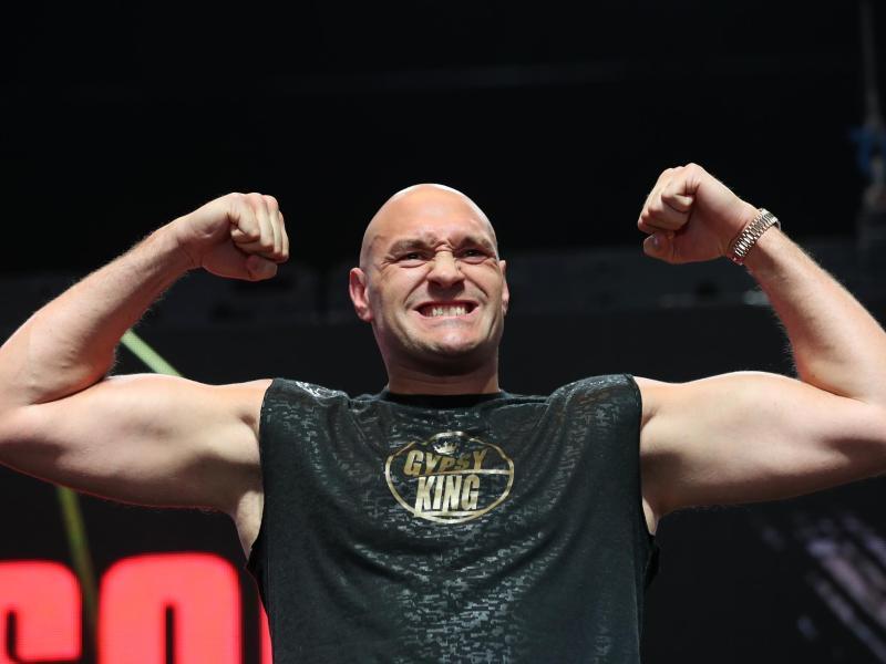 Tyson Fury ist in seinen 31 Profikämpfen noch unbesiegt