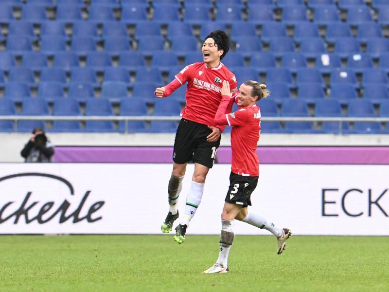 Hannover 96 Spielplan 2021/17