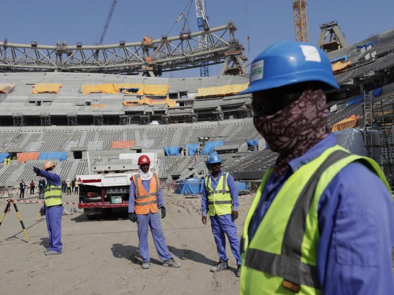 Die WM in Katar steht in der Kritik