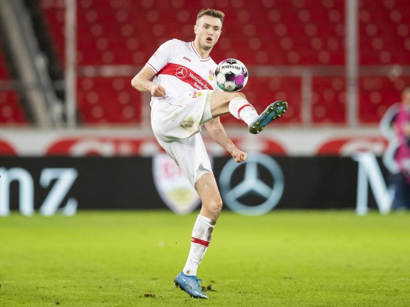 Saša Kalajdžić spielt beim VfB Stuttgart eine starke Saison