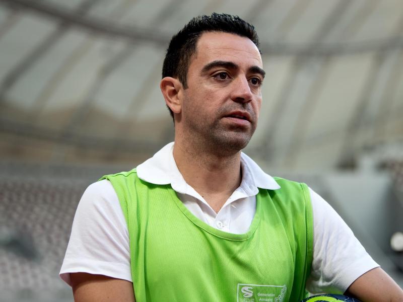 Xavi Hernández äußerte sich zum Löw-Rücktritt