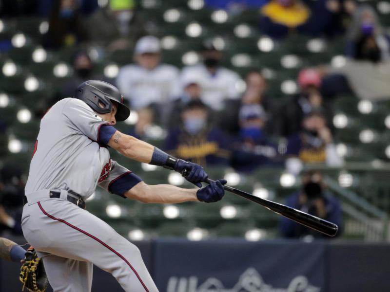 Der Berliner Baseball-Profi Max Kepler spielt für die Minnesota Twins