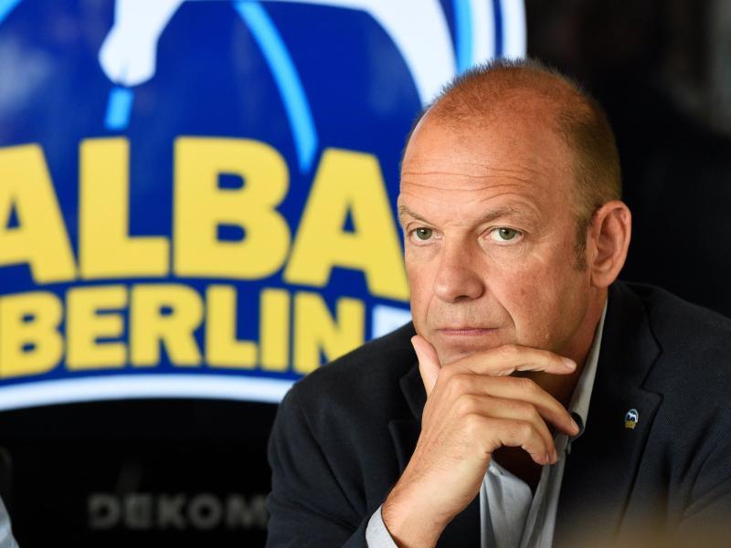 Zollt Liga-Konkurrent Bayern München großen Respekt:ALBA-Geschäftsführer Marco Baldi