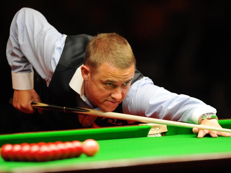 Fehlt bei der Snooker-WM in Sheffield: Stephen Hendry