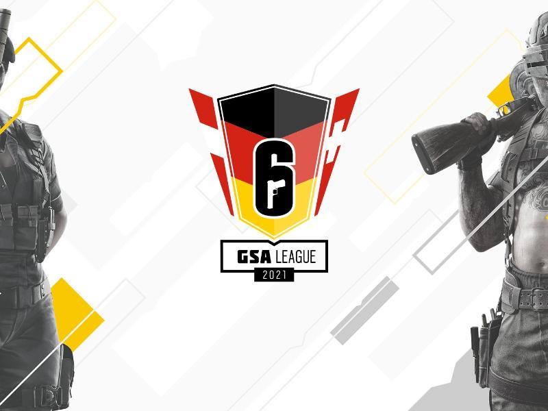 In der GSA League spielen Teams aus dem Raum Deutschland, Österreich und Schweiz in Rainbow Six Siege gegeneinander.