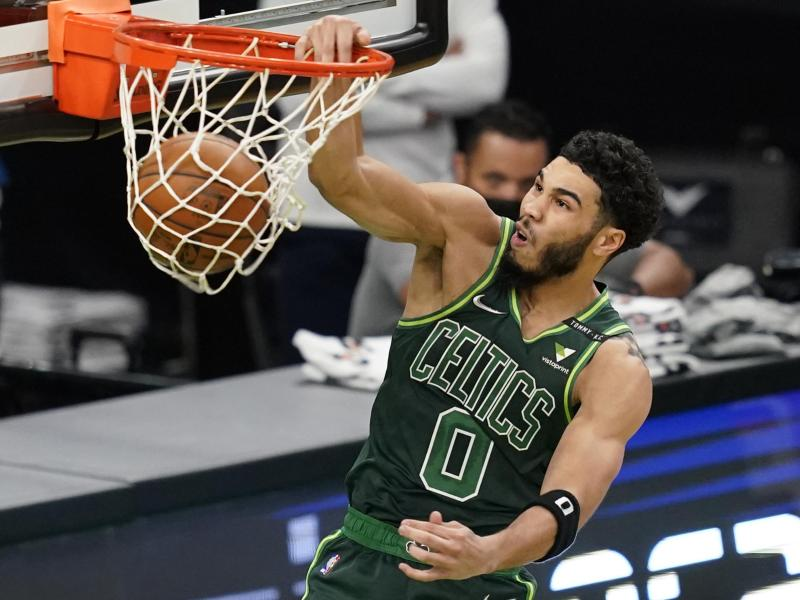 Tatum mit neuem Celtics-Rekord