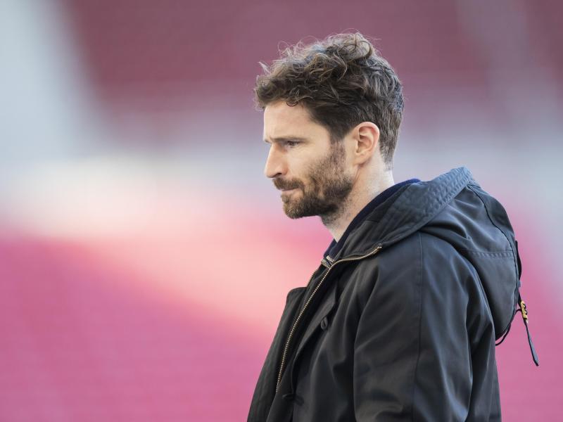 Geht von Berliner Abstiegskampf bis zum Schluss aus:Hertha-Sportdirektor Arne Friedrich