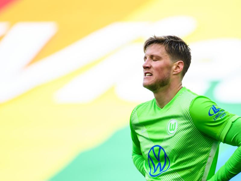 Kann sich einen Verbleib in Wolfsburg durchaus vorstellen: Torjäger Wout Weghorst