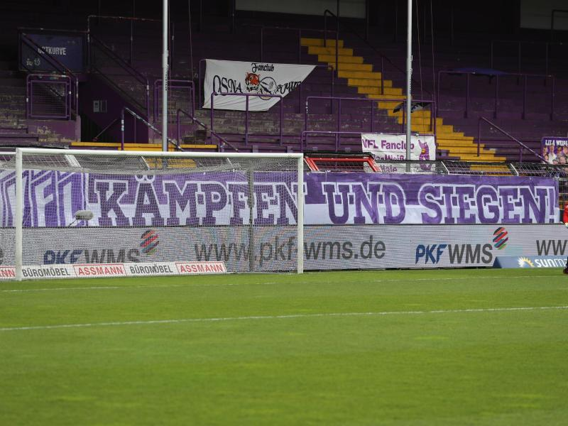 Das Spiel des VfL Osnabrück findet statt