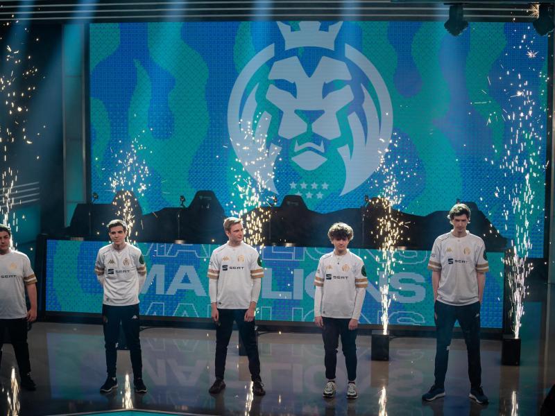 MAD Lions hat in der europäischen LoL-Liga LEC zum ersten Mal den Meistertitel geholt