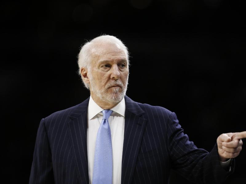 Fordert nach dem tödlichen Polizeieinsatz in Minnesota Konsequenzen:NBA-Coach Gregg Popovich