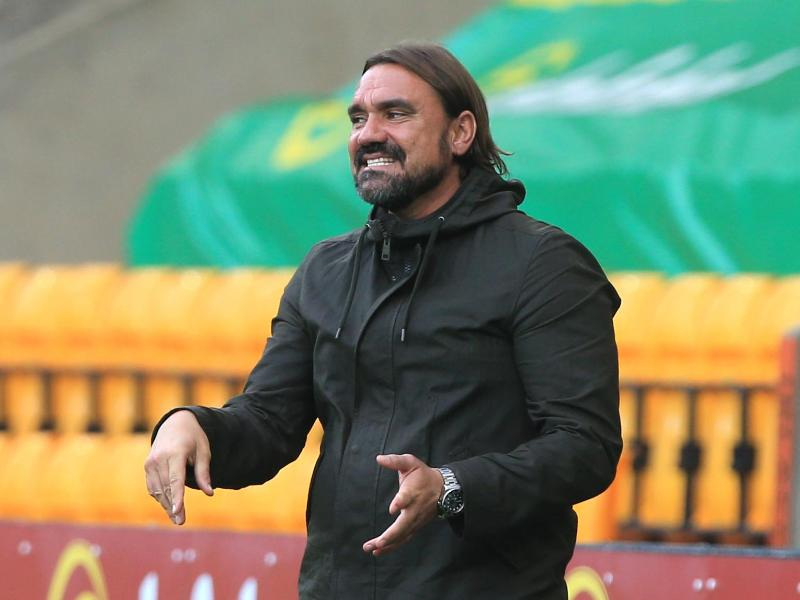 Daniel Farke, Trainer von Norwich City