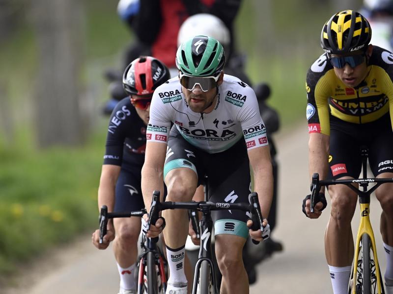 Die Tour de France findet in diesem Jahr ohne Maximilian Schachmann statt