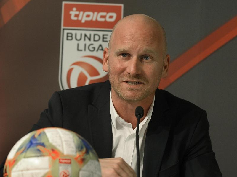 Christian Ebenbauer, Vorstandschef der Bundesliga Österreich
