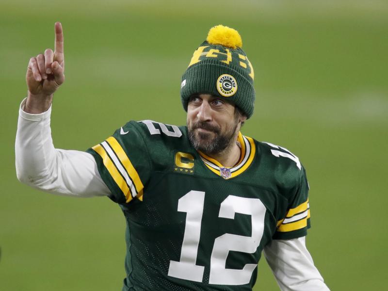 Will nicht länger für die Green Bay Packers spielen: Quarterback Aaron Rodgers