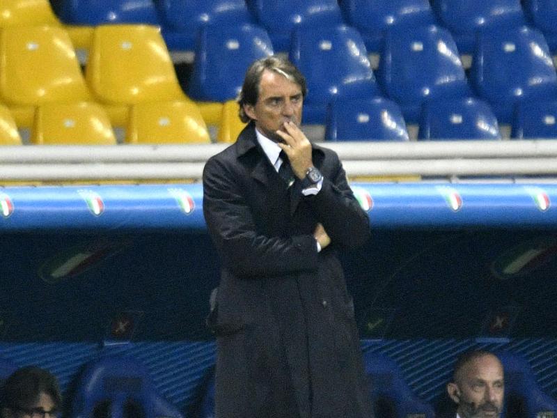 Der Zeitplan für Italiens Nationaltrainer Roberto Mancini bis zur EM ist knapp bemessen
