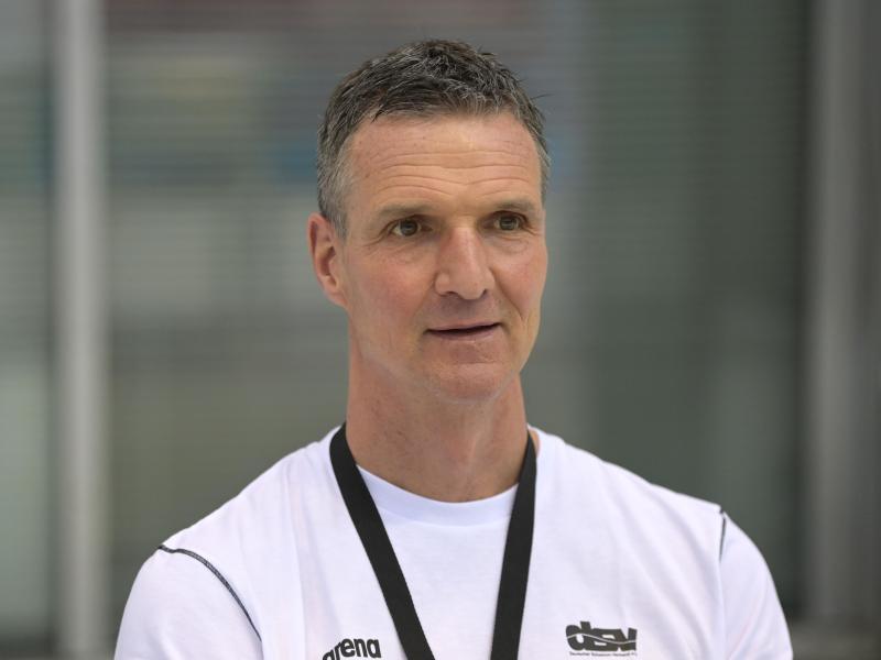 Beklagt beim Deutschen Schwimmverband einen Mitgliederschwund: DSV-Präsident Marco Troll