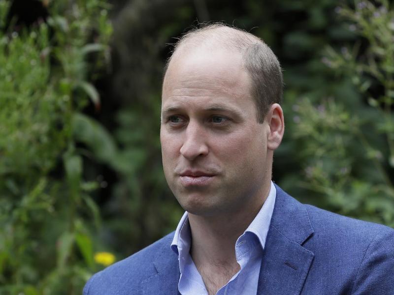 Fan von Aston Villa und Präsident des englischen Fußballverbands FA: Prinz William
