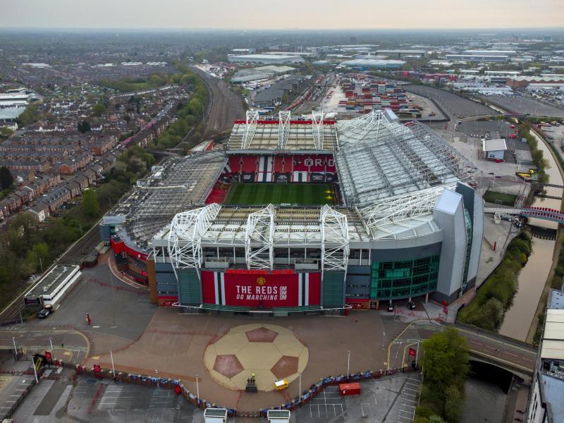 Auch Manchester United könnte im Old Trafford wieder Fans empfangen