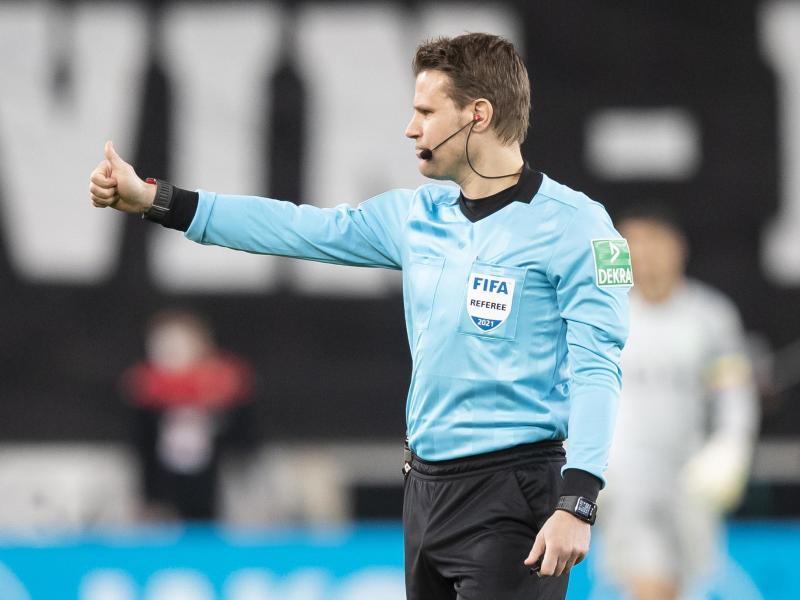 Leitet das Finale zwischen RB Leipzig und dem BVB in Berlin: Felix Brych