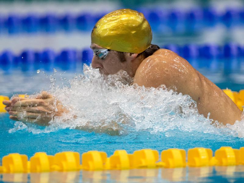 Träumt von einer Medaille bei Olympia: Marco Koch von der SG Frankfurt