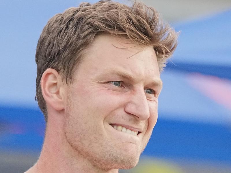 Thomas Röhler sieht noch alle Chancen auf die Sommerspiele in Tokio