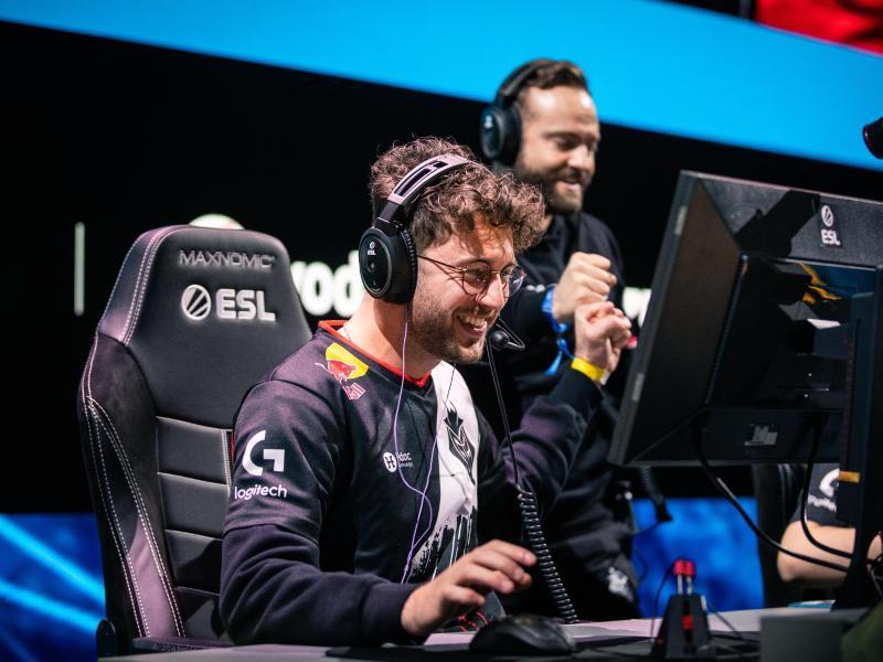 G2 steht als Gruppenerster in den Playoffs des CS:GO-Turniers IEM Summer