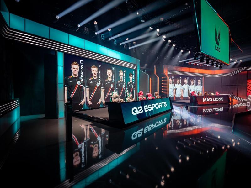 G2 Esports holte sich zu Beginn der Sommer-Saison in der LEC direkt einen Sieg gegen Titelverteidiger MAD Lions. F