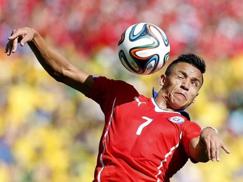 Fehlt Chile in der Gruppenphase der Copa América: Alexis Sánchez