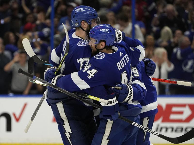 Tampa Bay Lightning liegt im Playoff-Halbfinale gegen die New York Islanders in Führung