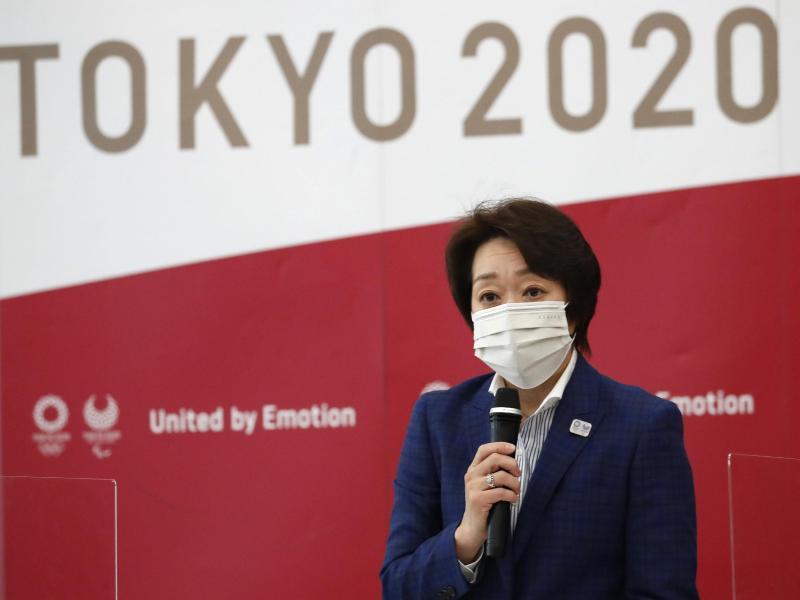 Organisations-Chefin Seiko Hashimoto will bald eine Entscheidung über die Zuschauer-Frage bei den Tokio-Spielen treffen