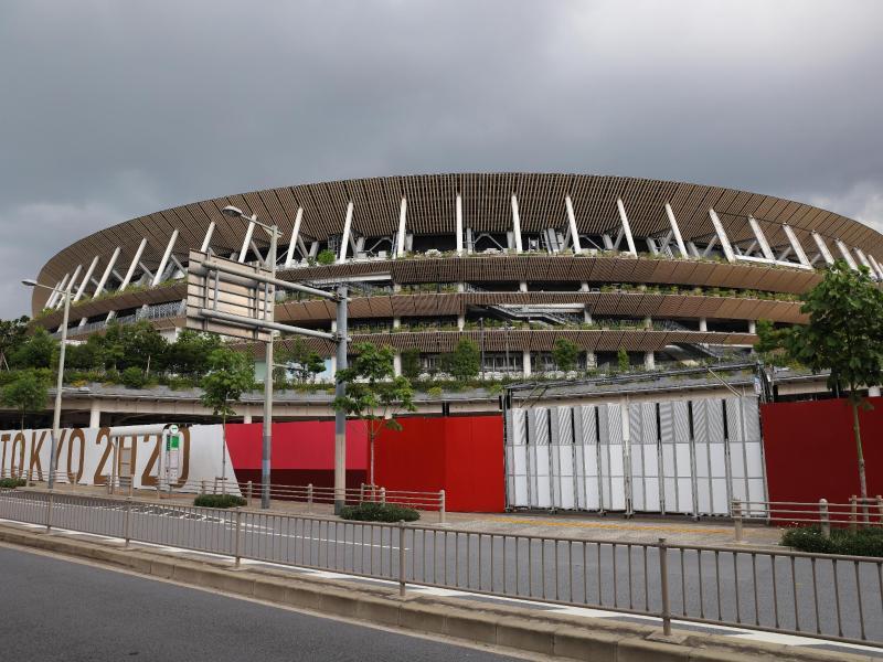 Die Olympischen Spiele steigen in Tokio