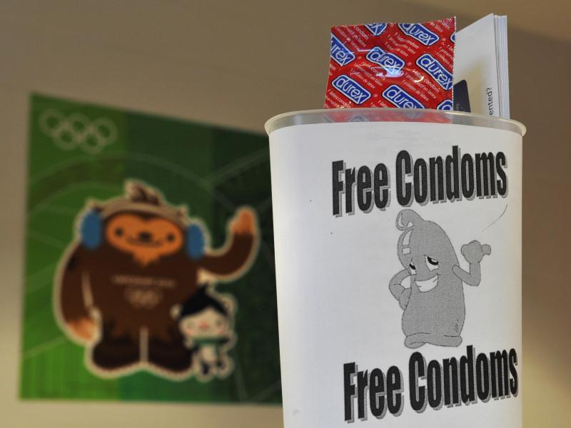 In Tokio gibt es bei den diesjährigen Sommerspiele keine Kondome