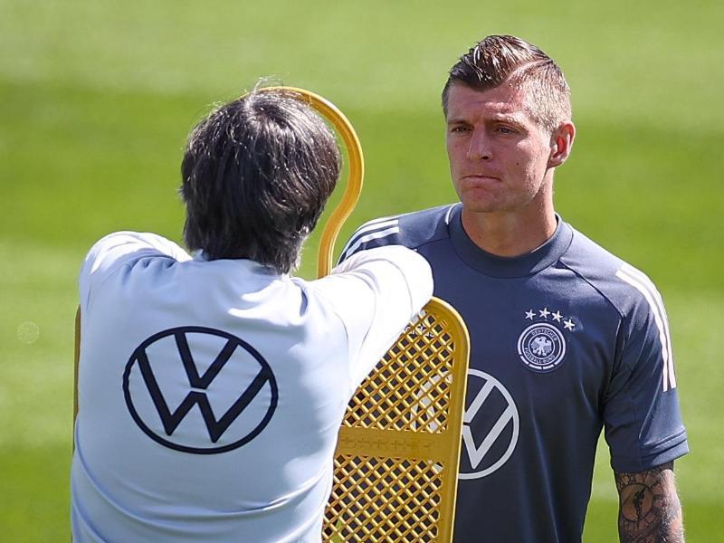 Toni Kroos fordert vollen Einsatz gegen Ungarn