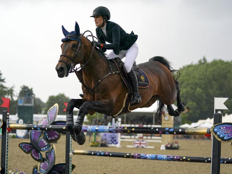 Nimmt zum ersten Mal an Olympischen Spielen teil: Jessica Springsteen