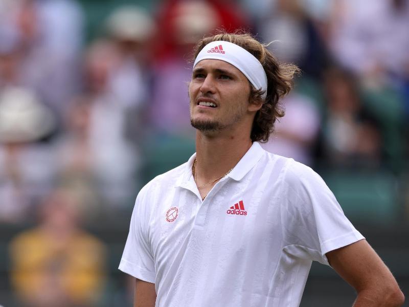Ist in Wimbledon im Achtelfinale ausgeschieden: Alexander Zverev