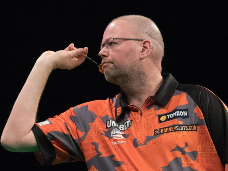 Darts-Altstar Raymond van Barneveld hat eine Diät gemacht
