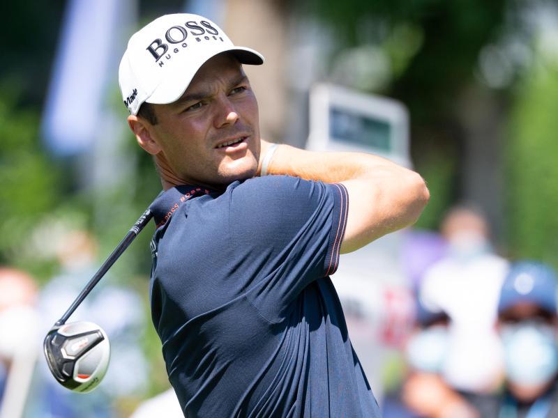 Hat seinen Startplatz bei den British Open sicher: Martin Kaymer