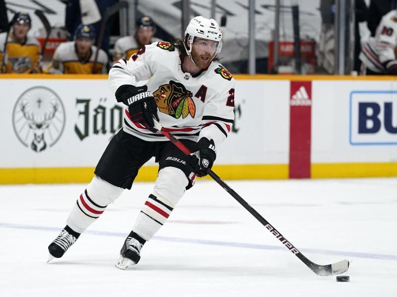 Der Verteidiger der Chicago Blackhawks, Duncan Keith, wechselt zu den Oilers