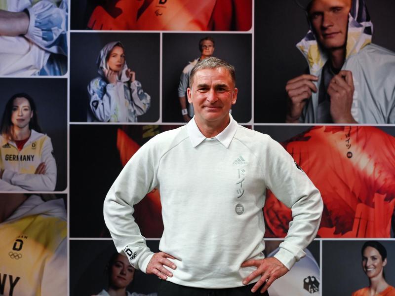 Stefan Kuntz betreut das deutsche Olympia-Team