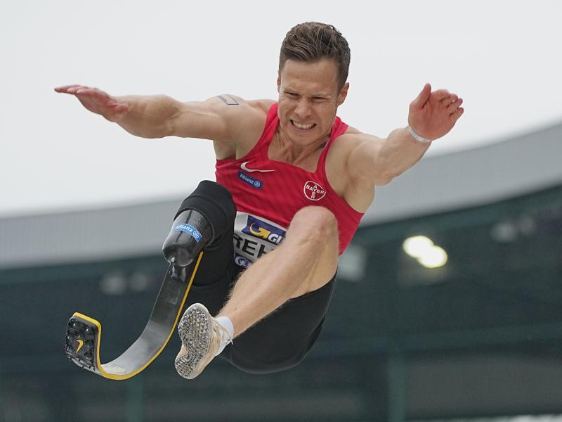 Kämpft um die Olympia-Teilnahme: Prothesenspringer Markus Rehm