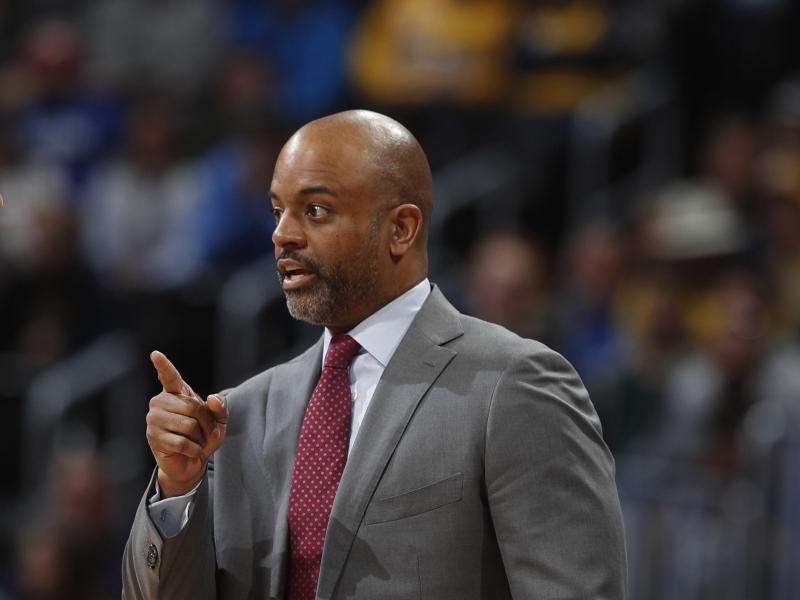 Wes Unseld Jr. wird neuer Chefcoach der Washington Wizards