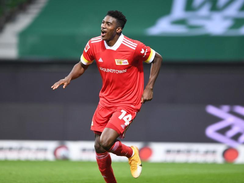 Taiwo Awoniyi spielte bereits letzte Saison für Union Berlin