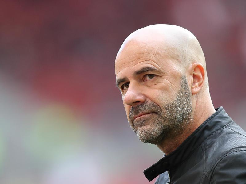 Peter Bosz war im März bei Bayer Leverkusen entlassen worden