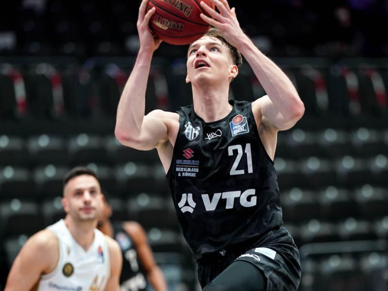 Justus Hollatz hat sich aus dem NBA-Draft zurückgezogen