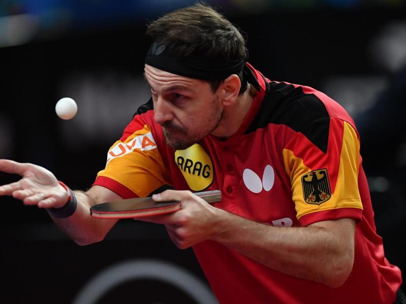 Wartet immer noch auf seine erste Einzelmedaille bei Olympia:Timo Boll